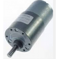High Torque Gear Motor 12V, 130 RPM