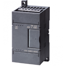 Siemens S7-200 PLC Analog Output Module (6ES7232-0HB22-0XA0)