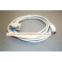Schneider PLC Programming Cable for Schneider Modicon TSX/Neza/Twido PLC(USB)